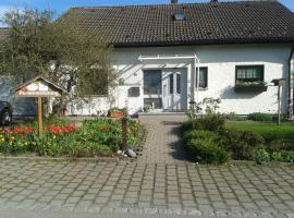 Ferienwohnung Irmi, Hergensweiler (Hohenweiler yakınında)