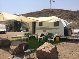 Caravan by the Beach Eilat