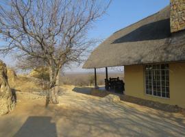 Thatch Farm Stay @ BaseCamp Namibia, Outjo
