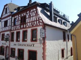 Hotel zur Grafschaft, Brauneberg