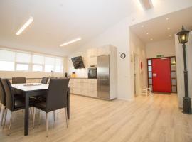 Thorsplan Luxury Apartment