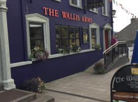 Wallis Arms Hotel, Millstreet (рядом с городом Cullen)