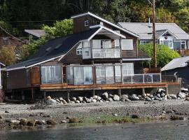 Orca Lodge, Sointula (Alert Bay yakınında)