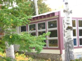 Eagle Lodge Lakeside Cabin 4