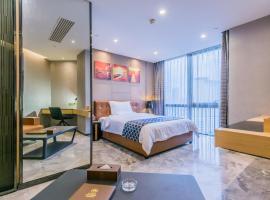 Nuomo Beijing Rd. A Jiedeng Mix International Apartment