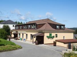 Gaststätte & Pension Waldquell, Antonshöhe (Breitenbrunn yakınında)