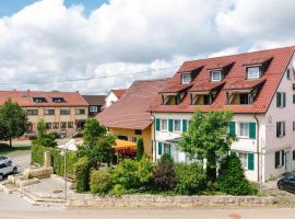 Köhlers Krone, Ehingen (Frankenhofen yakınında)