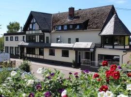 Landhotel Fernblick, Hümmerich (Obersteinebach yakınında)