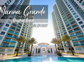 Marina Grande Two Bedroom Apt 1007, Seabreeze
