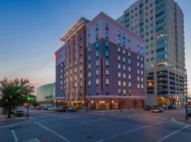 Hampton Inn & Suites Tulsa Downtown, Ok, Tulsa