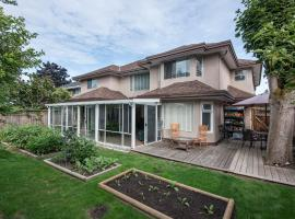 Fraser River Richmond Bed and Breakfast