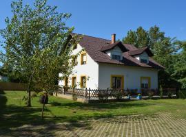 Nature Centrum Vendégház, Győrtelek (рядом с городом Nyírmeggyes)