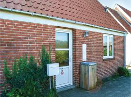 One-Bedroom Holiday Home in Ribe, Mandø By