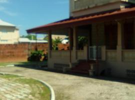 Robert's Guest House, Port-of-Spain (in de buurt van Saint Ann's)