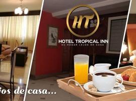 Tropical Inn Hotel, Guayaquil (San Lorenzo yakınında)