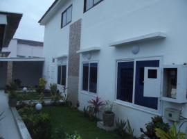 Résidence Villa Nova, Cotonou (Cococodji yakınında)