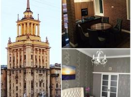 Apartment Moskovsky Prospekt 192