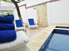 Hotel Peira House, Cartagena de Indias