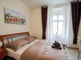 apartmán Zámečnická 3