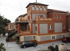 Gran Hostal El Chiscón, Кольменар-Вьехо (рядом с городом Трес-Кантос)