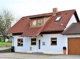 Holiday Home Lindau Parkweg, Lindau (Unterreitnau yakınında)