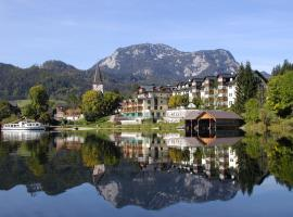 Hotel am See- Seeresidenz-Zimmer & Suiten, Альтаусзее