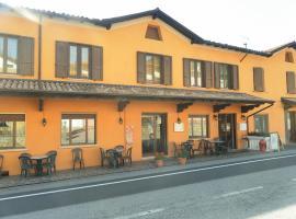 Locanda Ferandi, Vallio Terme (Serle yakınında)