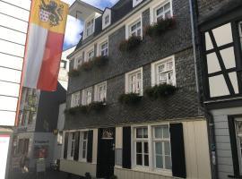 Gästehaus in Monschau