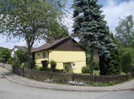Haus am Wiesengrund, Gammertingen (Inneringen-Hettingen yakınında)