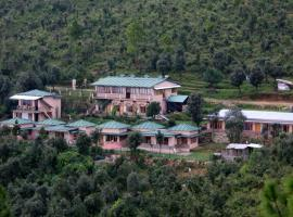 Parwati Resort, Pithorāgarh (рядом с городом Gangolihāt)