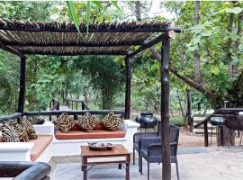 Reni Pani Jungle Lodge Satpura, Khāpa (рядом с городом Pipariā)
