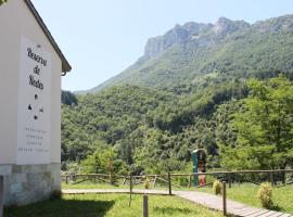 Reserva De Redes, Caso (Abantro yakınında)