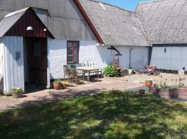 Korshøjgårds Bed og Breakfast, Herlufmagle (Fensmark yakınında)