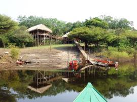 Tariri Amazon Lodge, Iranduba (Manaquiri yakınında)