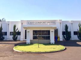 Cast Comfort Hotel, Paranaíba (Irara yakınında)