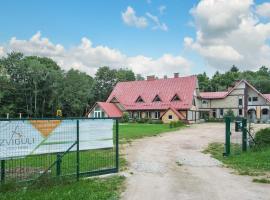 Biznesa un atpūtas komplekss Zvīguļi, Gauja (Near Seja Municipality)
