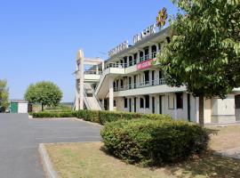 Première Classe Chateauroux - Saint Maur, Saint-Maur
