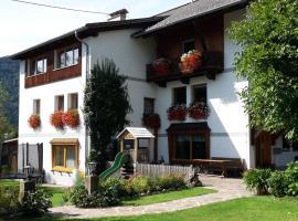 Appartements Fritz Sagmeister, Jenig (Waidegg yakınında)