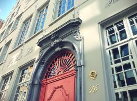 Small Luxury Hotel De Witte Lelie, Antwerp