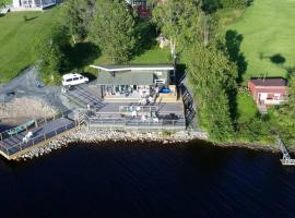 Riverside Cottage Aalto Borealis, Keminmaa