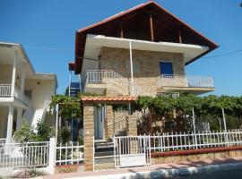 Noula Rooms, Makrýgialos (À proximité de: Methoni)