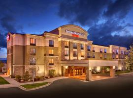 SpringHill Suites Lehi at Thanksgiving Point, Lehi