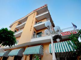 Albergo Adriana, Celle Ligure