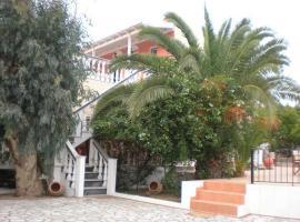 Aggelos Studios, Панормос-Калимнос (рядом с городом Telendos)
