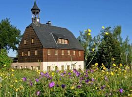 Ferienwohnungen in Neuwernsdorf ER, Neuhausen (Deutschgeorgenthal yakınında)