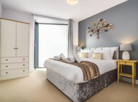 Wharf Birmingham City Apartment