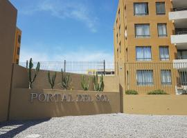 Departamento Portal del Sol Arica, Arica (Poconchile yakınında)