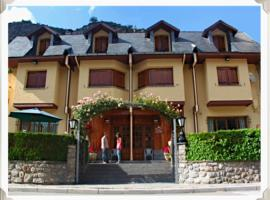 Hotel Arruebo, Пантикоса