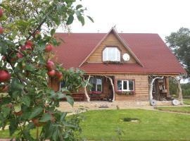 Guest House Zaozerci, Zaozertsy (Sho yakınında)