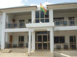 Eusford Lodge, Kumasi (Near Bosomtwe-Kwanwoma)